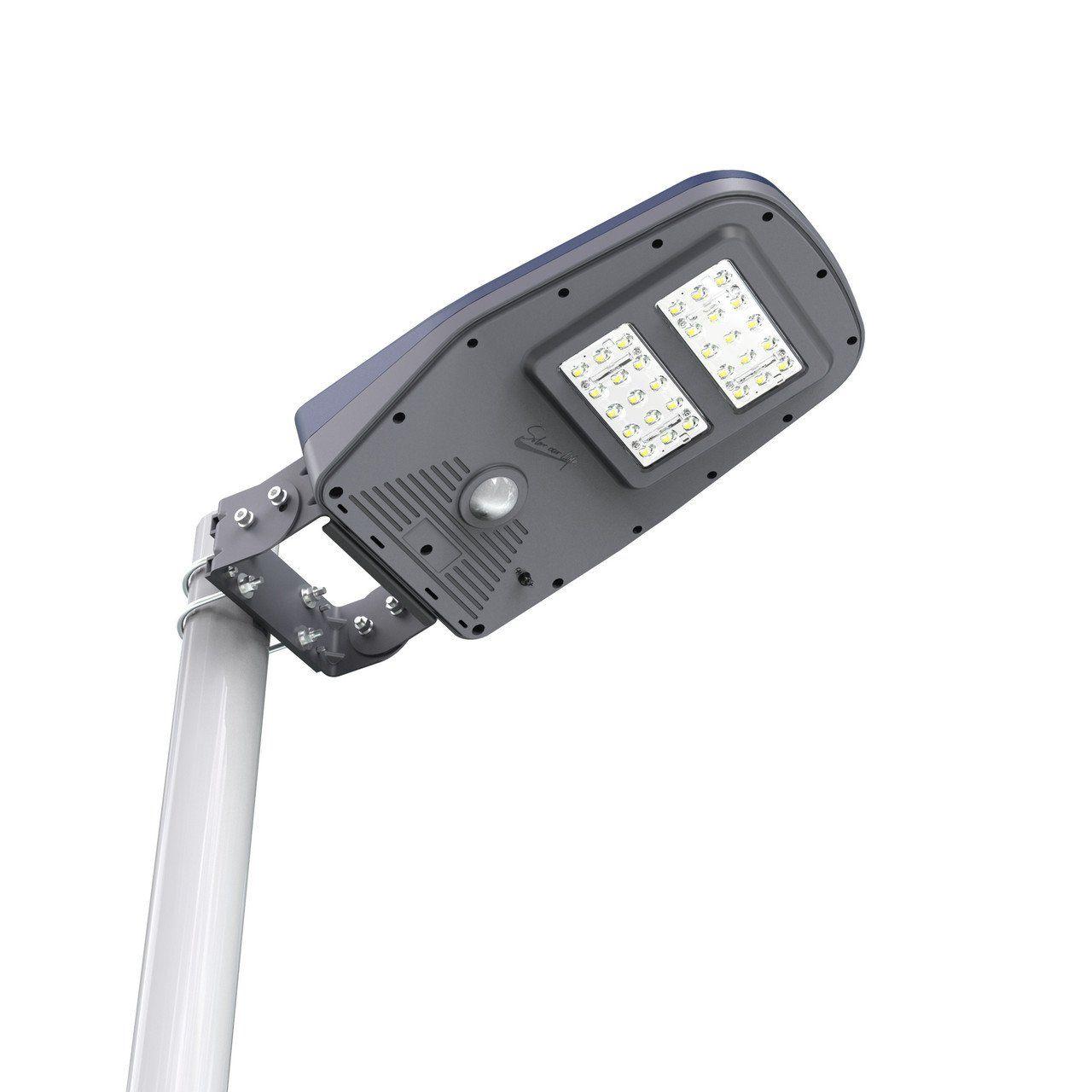 Светильники на солнечных батареях от https://raylight.com.ua/